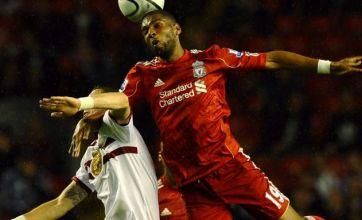 Ryan Babel tweets: I failed in Liverpool defeat