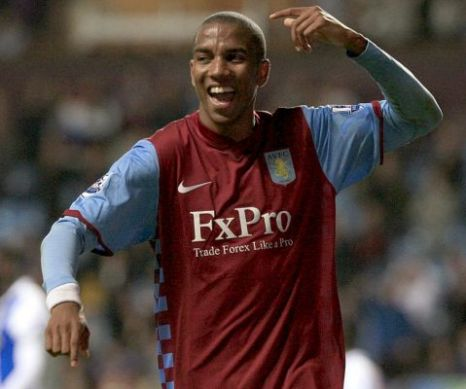 Aston Villa Ashley Young