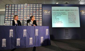 England's Ashes squad 2010: Pen pics