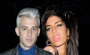 Amy Winehouse vs Mark Ronson: Celebrity Face Off