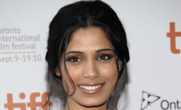 Freida Pinto: Woody Allen film mirrors my love life