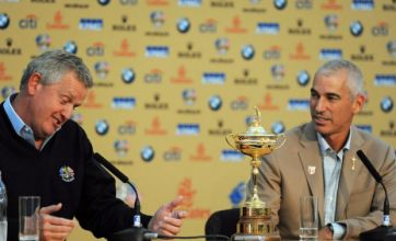 Ryder Cup 2010: Colin Montgomerie claims – 'One putt will win it'