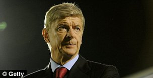 Blackout: Arsene Wenger was worried Arsenal would be forced to return to England without playing