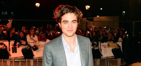 Robert Pattinson is up for hottest actor in a new poll by Total Film (Photo: PA)