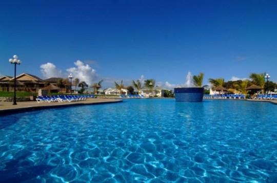 Warm welcome: Antigua's Verandah Resort and Spa