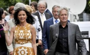Michael Douglas' health is not 'precarious', says publicist (PA)