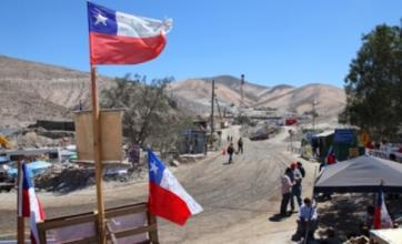 Chile miners secretly released from hospital