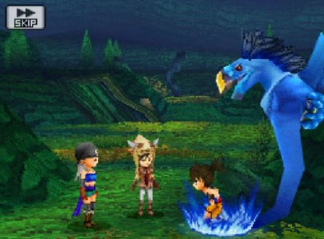 Blue Dragon: Awakened Shadow (DS) – to be honest we'd just skip the whole game