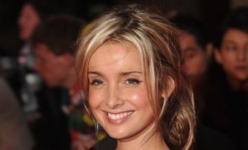 Louise Redknapp: I still worry about being too fat