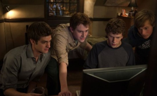 Facebook film The Social Network