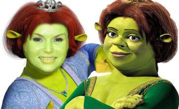 Amanda Holden to play Princess Fiona in Shrek Musical