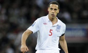 Phil Jagielka 'to keep Rio Ferdinand out of England v Montenegro'