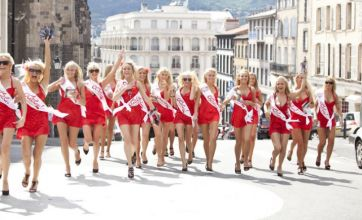 Island to be staffed exclusively by blondes