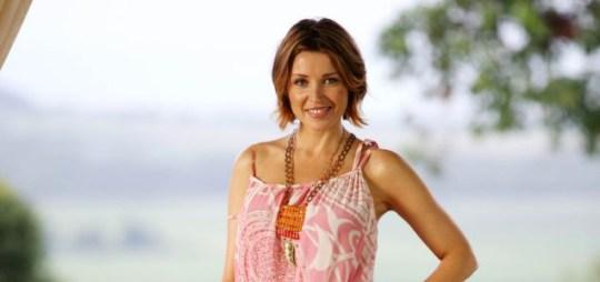Dannii Minogue says Matt Cardle is her favourite (Photo: Talkback Thames)