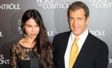 Mel Gibson's ex-lover 'feared for her life'
