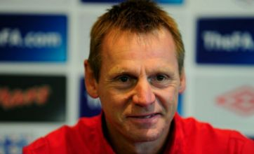 Stuart Pearce dismisses Fabio Capello replacement rumours