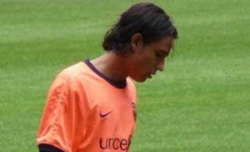 Manchester City swoop for 'new Messi' Gai Assulin