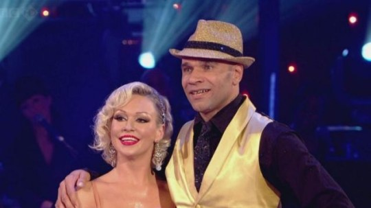 Strictly Come Dancing, Goldie