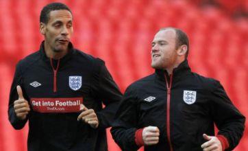 Wayne Rooney will start for England against Montenegro