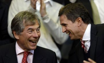 Liverpool chief Martin Broughton is kept on by RBS