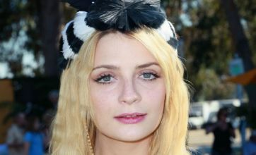 Mischa Barton 'regrets Fearne Cotton show'