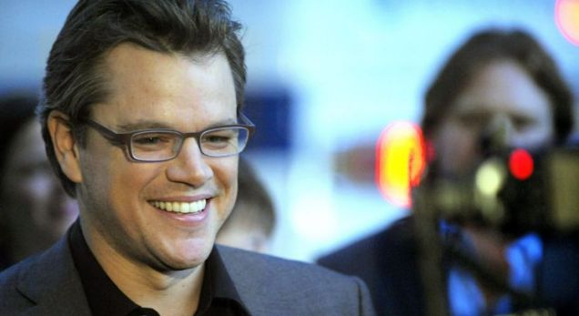 Disappearing act: Matt Damon will not return as Jason Bourne in the fourth instalment of the hit action series
