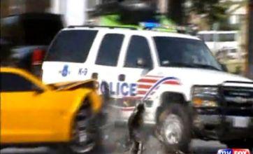 Transformers 3 filming is halted after on-set car crash