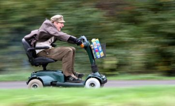 Fastest mobility scooter in the world can hit 69mph