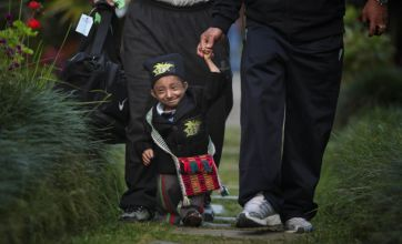 World's shortest man set to be crowned tomorrow