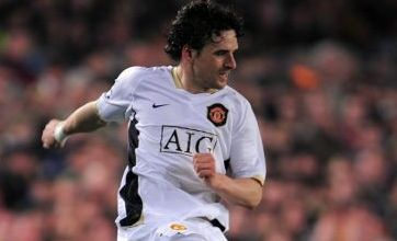 Manchester United's Owen Hargreaves set to return from injury