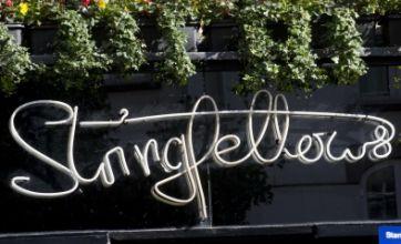 Stringfellows lapdancer is a 'stranger' to the taxman