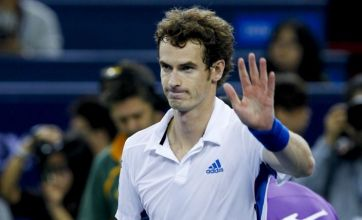 Andy Murray books ATP World Tour Finals place