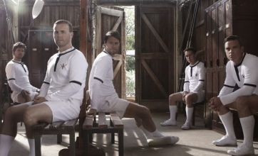 Take That hit locker room with Robbie Williams in new video