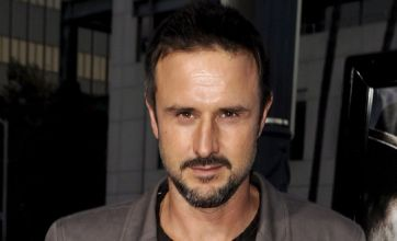 David Arquette's sorry tweet after 'manly' sex boast