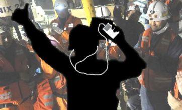 Steve Jobs sends Chilean miners a new iPod each