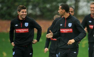 Roy Hodgson slams Steven Gerrard England captaincy decision