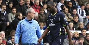Tottenham Hotspur's Ledley King