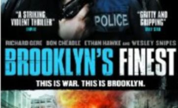 Brooklyn's Finest: Someone call the cliche police