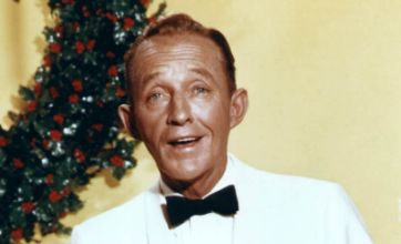 X Factor to race against Bing Crosby for Christmas number one spot