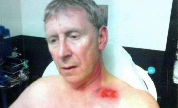 Neighbour battered by golf club after 16-year war over a parking space