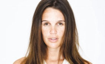 Make-up free Danielle Lloyd reveals what lies beneath