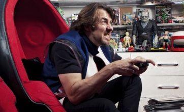 Celebrity nerds Jonathan Ross and Brian Cox pose for 'Geek Calendar'