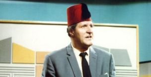 Tommy Cooper features in the funniest jokes ever list