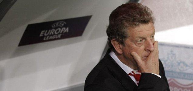 Liverpool coach Roy Hodgson
