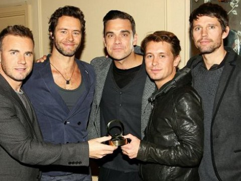 Take That hasn't ruled out Jason Orange and Robbie Williams reunion