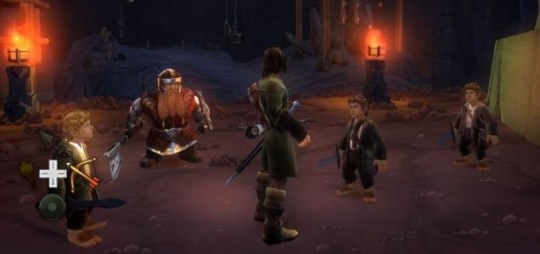 The Lord Of The Rings: Aragorn's Quest (Wii) – Middle-Earth has never been so cute
