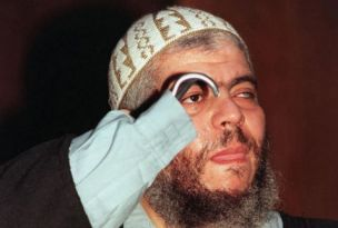 Hate preacher Abu Hamza