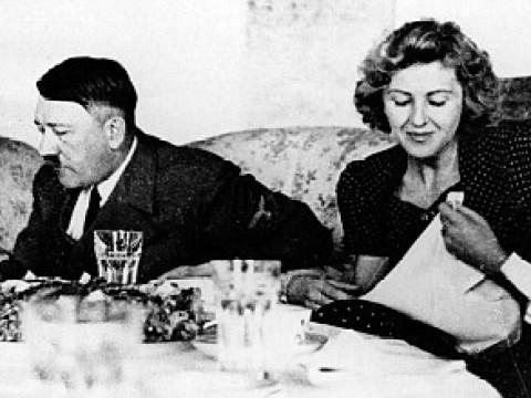 Adolf Hitler 'wore clothes when he had sex with Eva Braun'