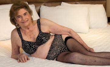 Sheila Vogel, OAP hooker gran, 85. yes, 85 (Pic: Philip Toscano/C4)