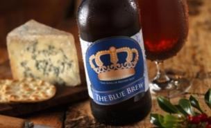 Stilton-infused beer The Blue Brew has a 'unique' taste